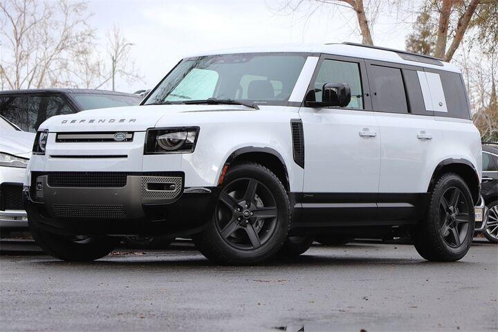 2021 Land Rover Defender 110 X-Dynamic SE San Jose CA
