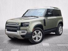 2021_Land Rover_Defender_First Edition_ San Antonio TX