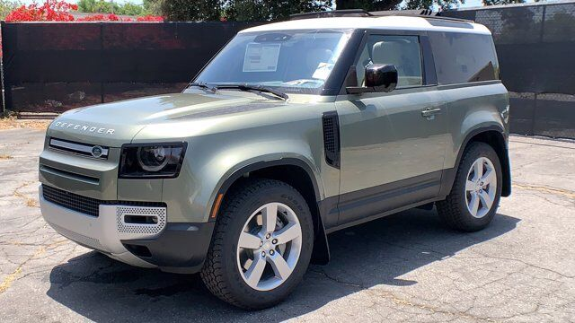 2021 Land Rover Defender First Edition Pasadena CA