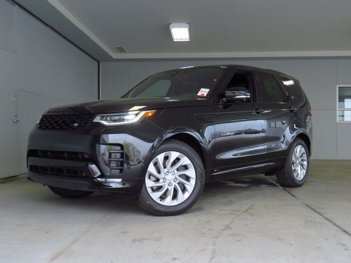 2021 Land Rover Discovery P360 S R-Dynamic (active service loaner) Merriam KS