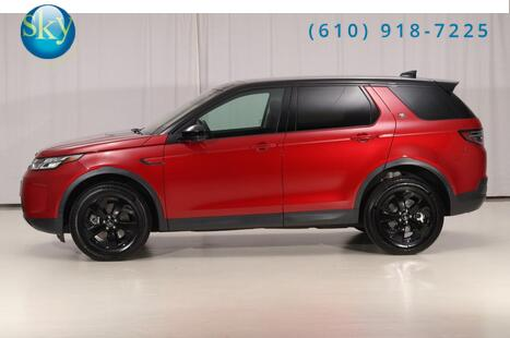 Land Rover Discovery Sport 4WD S 2021