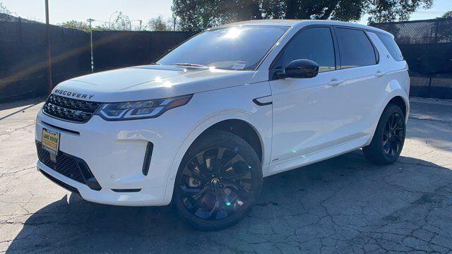 2021 Land Rover Discovery Sport S R-Dynamic Pasadena CA