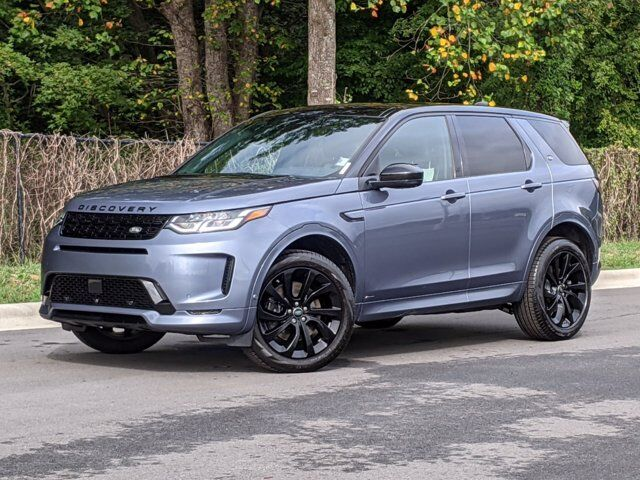 2021 Land Rover Discovery Sport S R-Dynamic Courtesy Vehicle