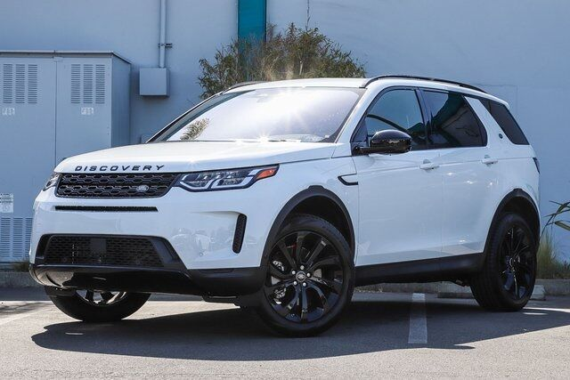 2021 Land Rover Discovery Sport S Redwood City CA