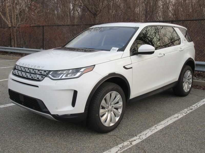 2021_Land Rover_Discovery Sport_S_ Warwick RI