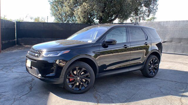 2021 Land Rover Discovery Sport SE Pasadena CA