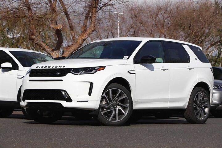 2021 Land Rover Discovery Sport SE R-Dynamic San Jose CA