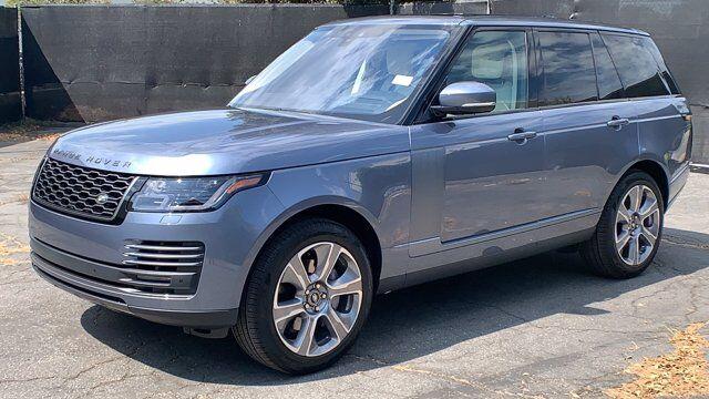 2021 Land Rover Range Rover  Pasadena CA