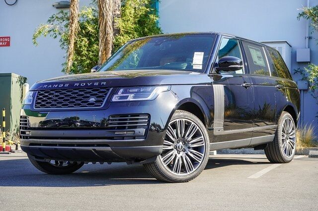 2021 Land Rover Range Rover 5.0L V8 Supercharged Autobiography Redwood City CA