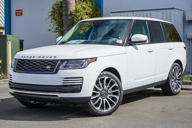 2021 Land Rover Range Rover Base Redwood City CA