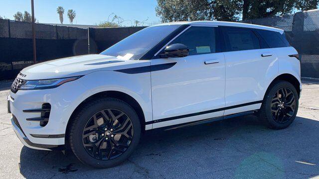 2021 Land Rover Range Rover Evoque R-Dynamic S Pasadena CA