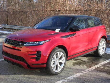 2021 Land Rover Range Rover Evoque R-Dynamic S Warwick RI