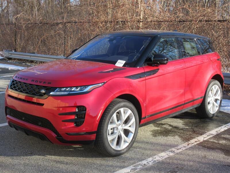 2021_Land Rover_Range Rover Evoque_R-Dynamic S_ Warwick RI