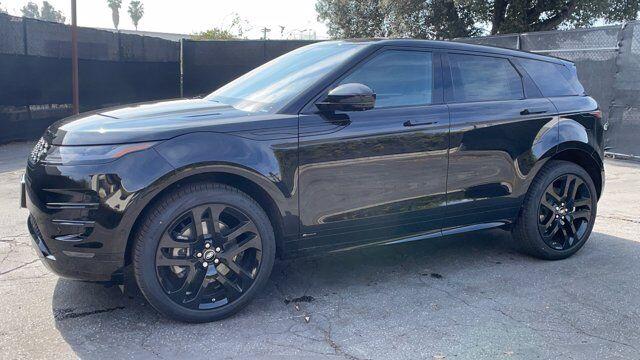 2021 Land Rover Range Rover Evoque R-Dynamic SE Pasadena CA