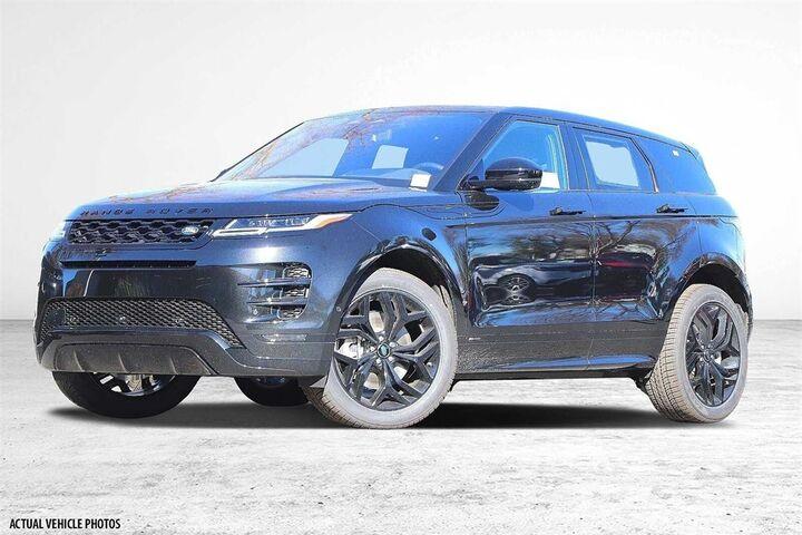 2021 Land Rover Range Rover Evoque R-Dynamic SE San Jose CA