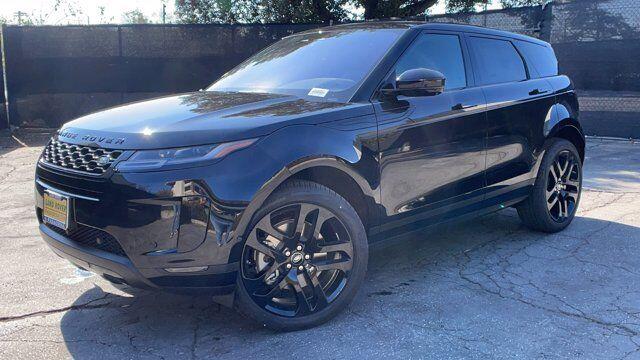 2021 Land Rover Range Rover Evoque SE Pasadena CA