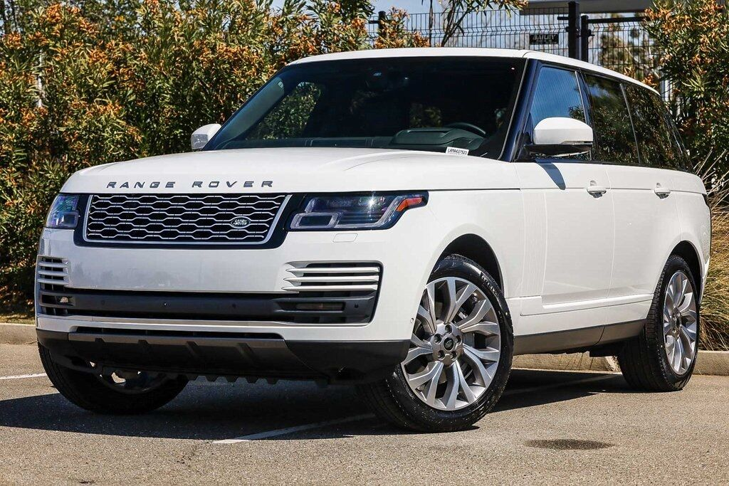 2021 Land Rover Range Rover HSE Livermore CA