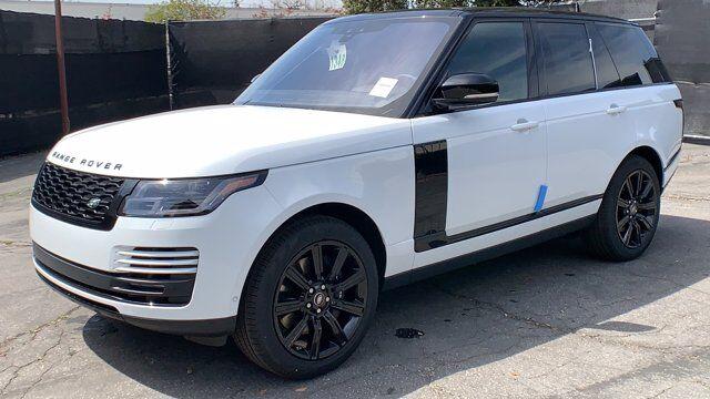 2021 Land Rover Range Rover HSE Pasadena CA