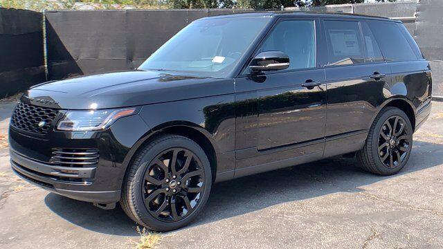 2021 Land Rover Range Rover P525 Westminster Pasadena CA