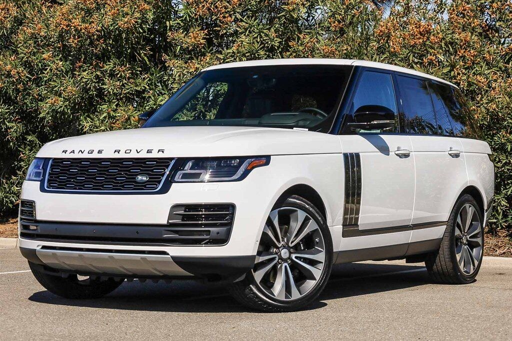 2021 Land Rover Range Rover SVAutobiography Livermore CA