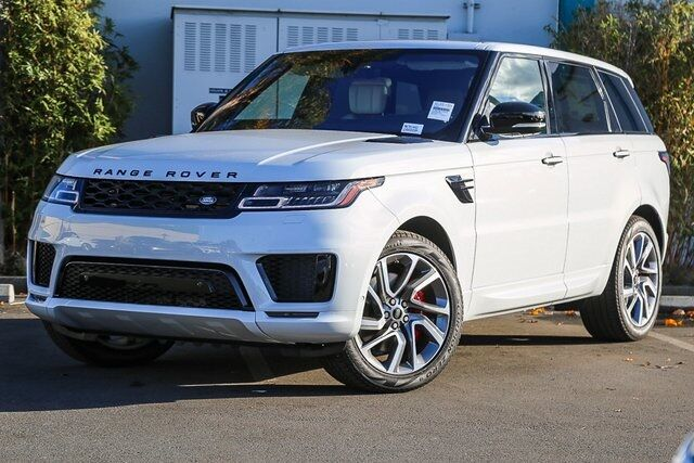 2021 Land Rover Range Rover Sport 5.0L V8 Supercharged Autobiography Redwood City CA