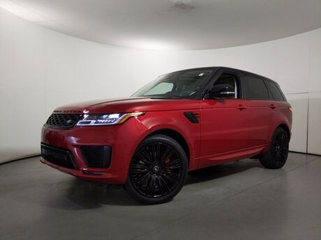 2021 Land Rover Range Rover Sport HSE Dynamic Cary NC