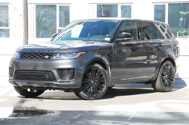 2021 Land Rover Range Rover Sport HSE Dynamic San Francisco CA