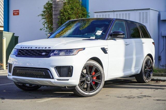 2021 Land Rover Range Rover Sport HSE Dynamic Redwood City CA