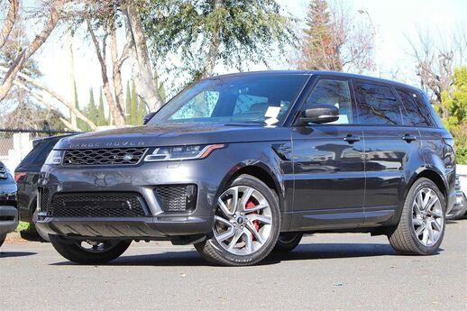 2021 Land Rover Range Rover Sport HSE Dynamic San Jose CA