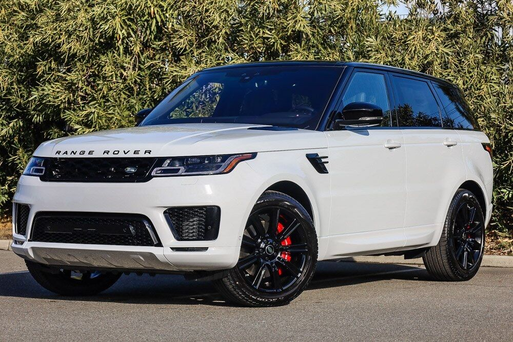2021 Land Rover Range Rover Sport HSE Dynamic V8 Livermore CA