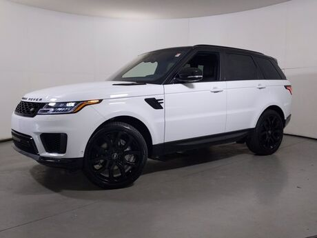 2021 Land Rover Range Rover Sport HSE Silver Edition Cary NC