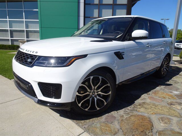 2021 Land Rover Range Rover Sport HSE Silver Edition