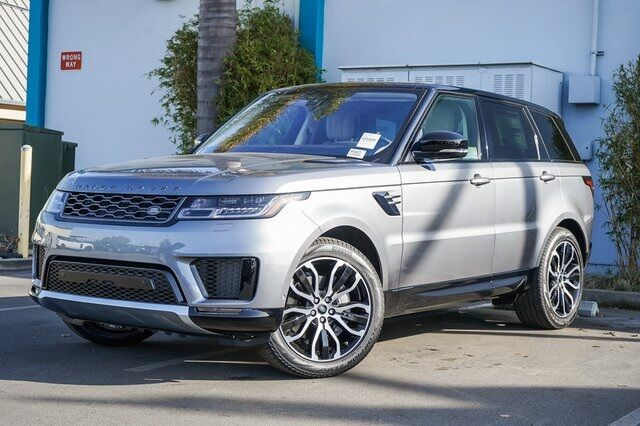 2021 Land Rover Range Rover Sport HSE Silver Edition MHEV Redwood City CA