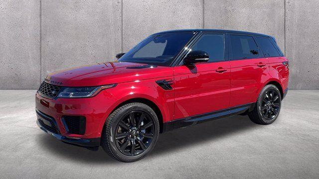2021 Land Rover Range Rover Sport HSE Silver Edition Pasadena CA