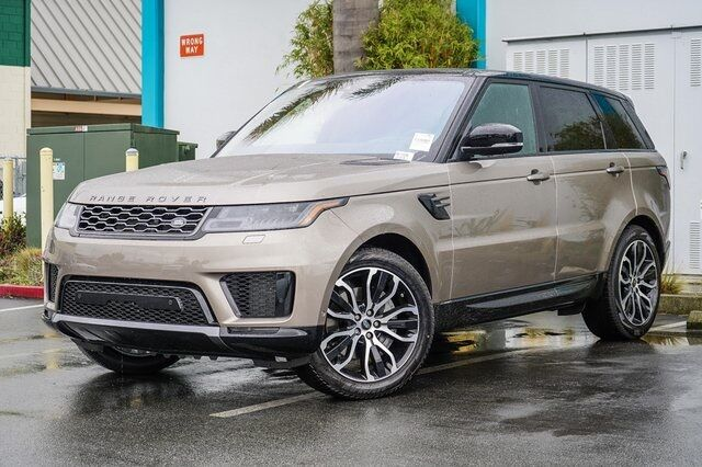 2021 Land Rover Range Rover Sport HSE Silver Edition Redwood City CA