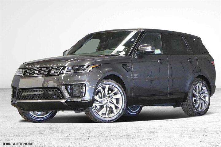 2021 Land Rover Range Rover Sport HSE Silver Edition San Jose CA