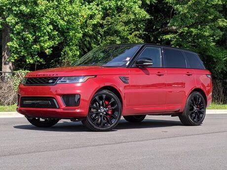 2021 Land Rover Range Rover Sport HST Raleigh NC