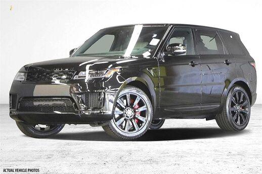 2021 Land Rover Range Rover Sport HST San Jose CA