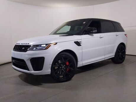 2021 Land Rover Range Rover Sport SVR Cary NC