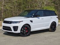 Land Rover Range Rover Sport SVR 2021