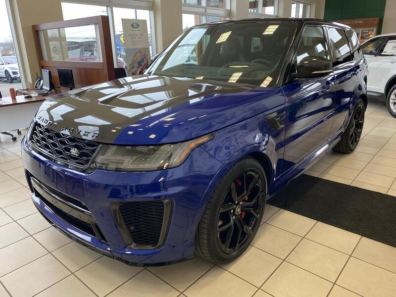 2021_Land Rover_Range Rover Sport_SVR_ Warwick RI