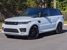 2021_Land Rover_Range Rover Sport_V8 Supercharged HSE Dynamic_ Raleigh NC