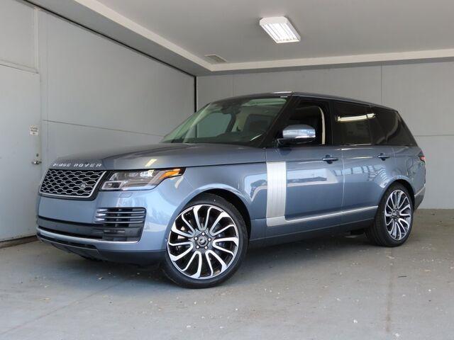 2021 Land Rover Range Rover Westminster Mission KS