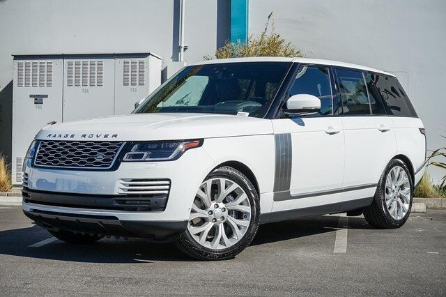 2021 Land Rover Range Rover Westminster Redwood City CA