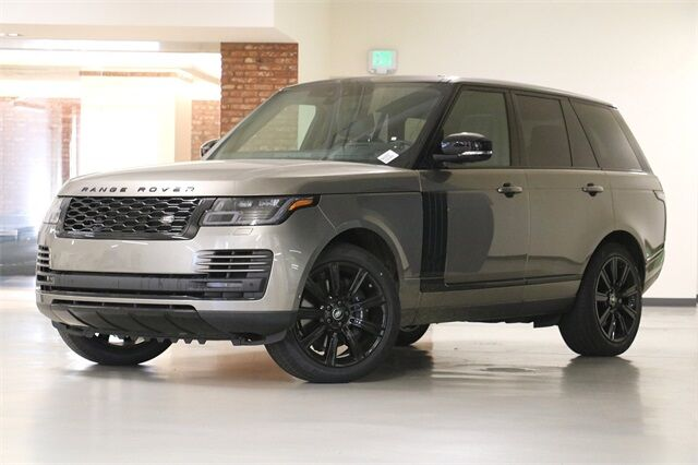 2021 Land Rover Range Rover Westminster San Francisco CA