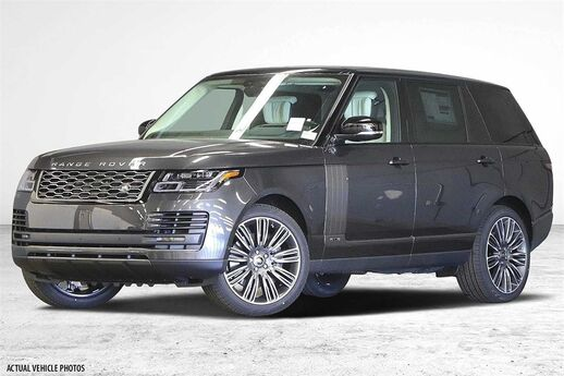 2021 Land Rover Range Rover Westminster San Jose CA