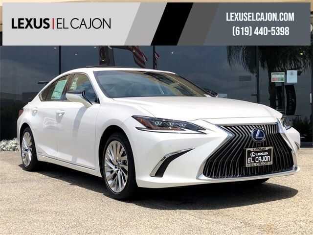 2021 Lexus ES 300h Luxury San Diego County CA