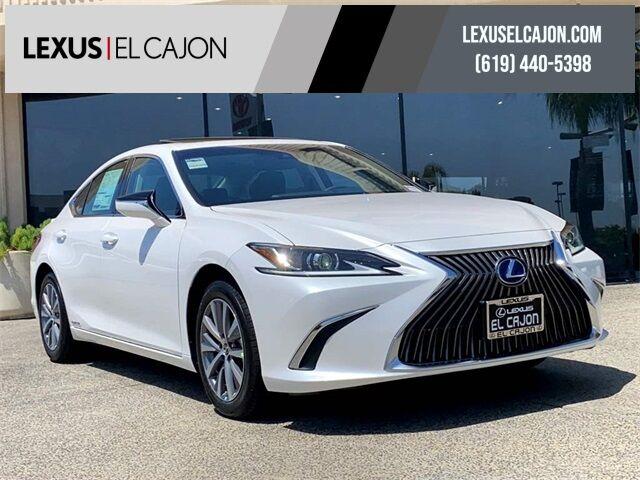 2021 Lexus ES 300h San Diego County CA
