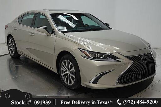 2021_Lexus_ES_350 CAM,SUNROOF,KEY-GO,LANE ASST,17IN WLS_ Plano TX
