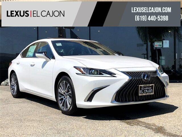 2021 Lexus ES 350 San Diego County CA
